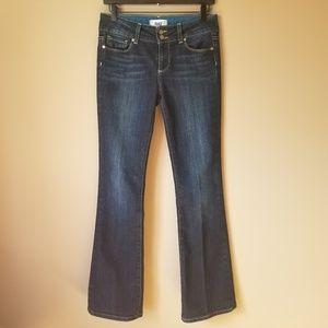 Paige | Hidden Hills Dark Wash Jeans W 27